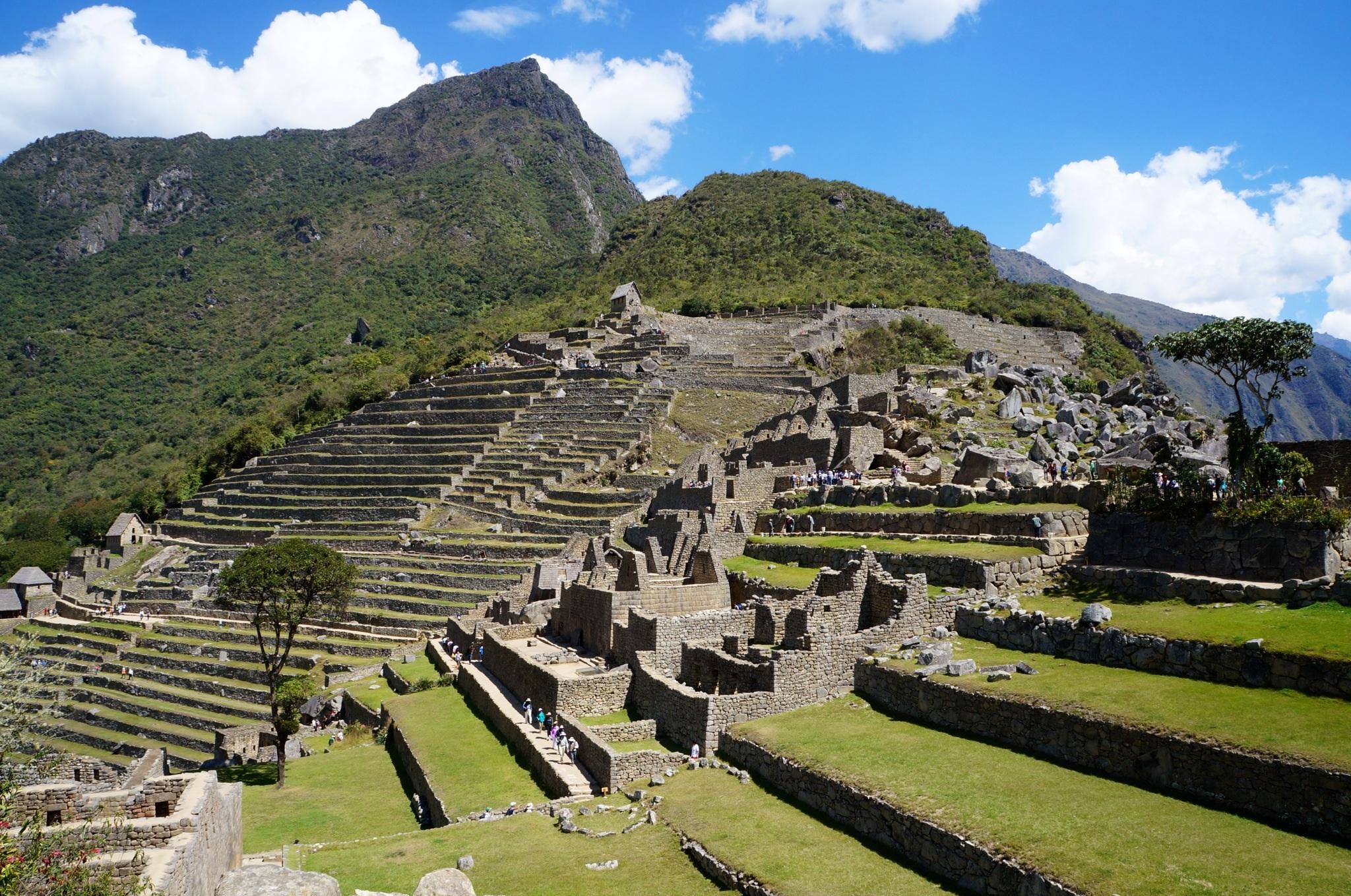 La Ciudad Inca De Machu Picchu Un Mundo Por Recorrer