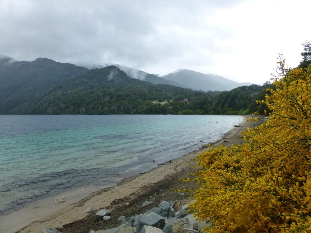 Lago Correntoso.