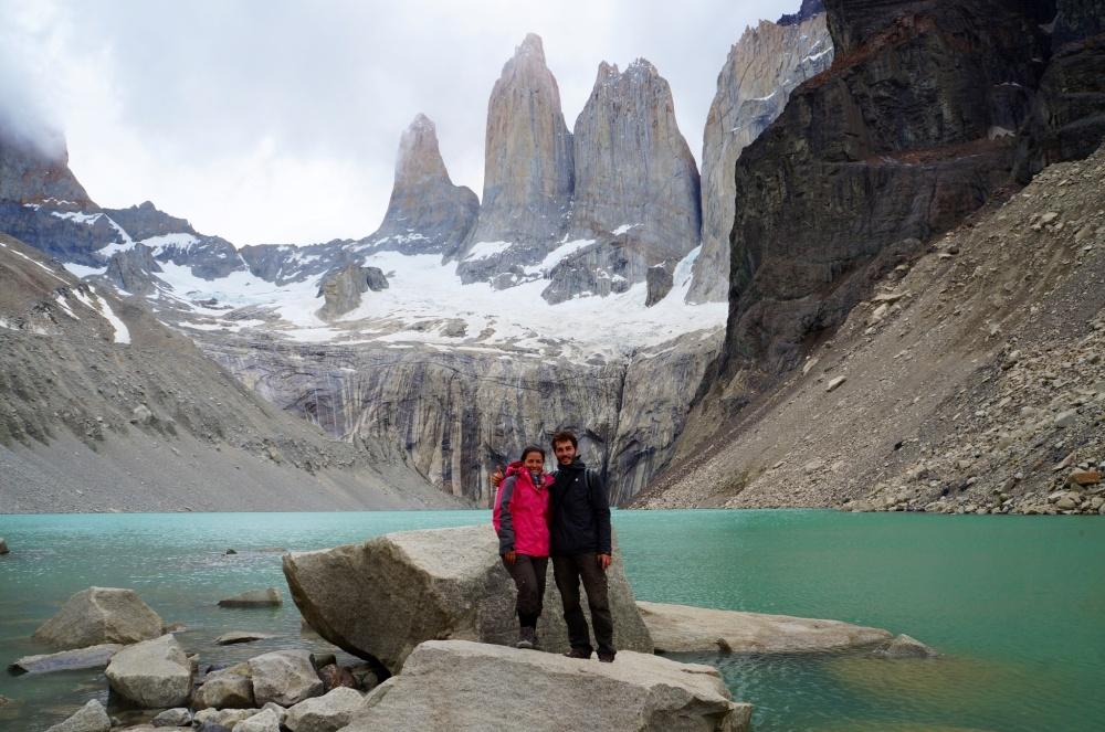 Las Torres del Paine.