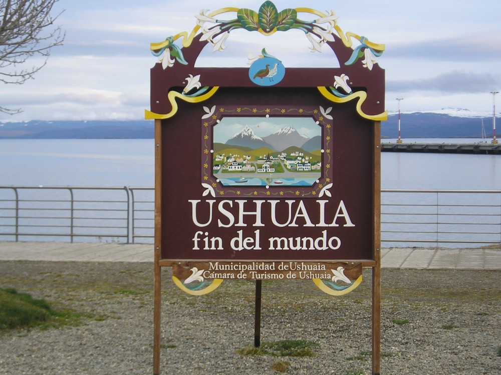 Ushuaia, el fin del mundo!!