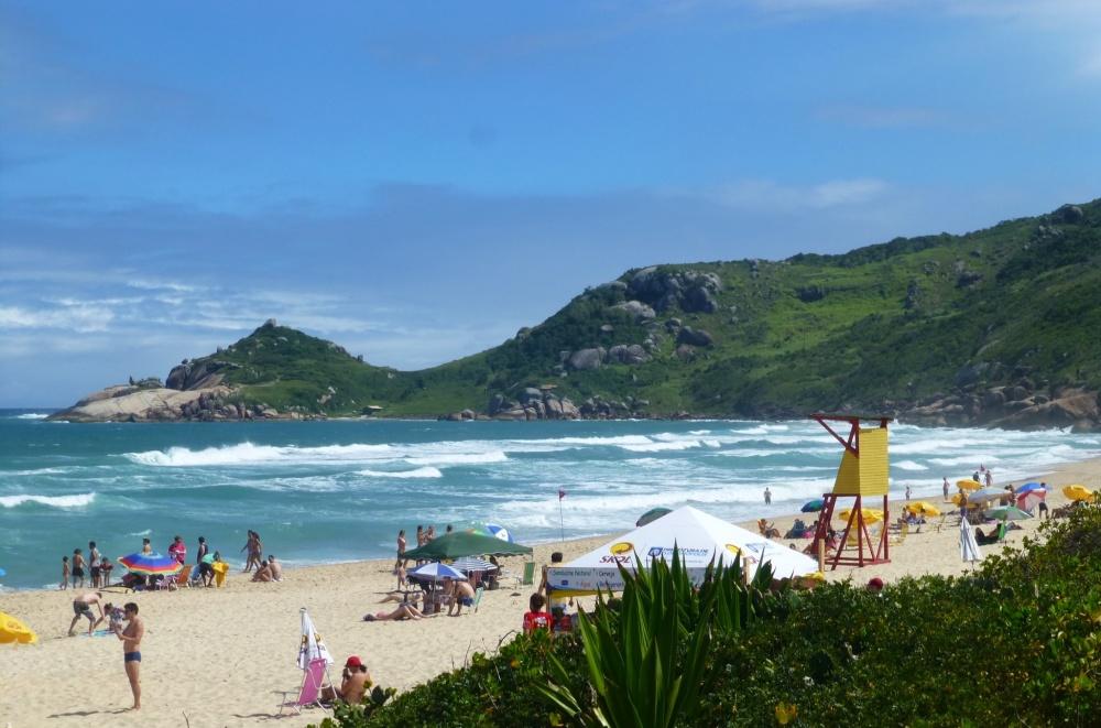 Praia Molé.