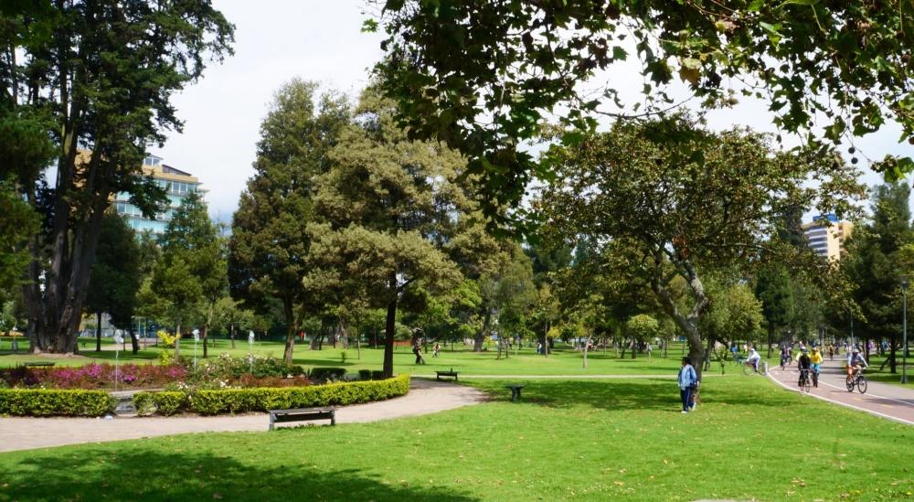 Parque El Ejido.
